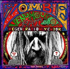ROB ZOMBIE - VENOMOUS RAT REGENERATION VENDOR  CD  12 TRACKS ROCK  NEU