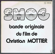 45 RPM SP SMOG BOF CHRISTIAN MOTTIER ROLAND KOCHER