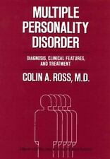 Multiple Personality Disorder: Diagnosis, Clinical Features, and Treat-ExLibrary