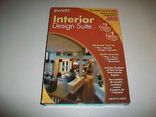 New Sealed Punch Software INTERIOR DESIGN SUITE 2013