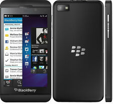 BlackBerry Z10 16GB - Black (Unlocked) Smartphone free shipping