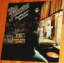 VINYL LP Tom Johnston - Everything You've Heard Is True ( Doobie Brothers )