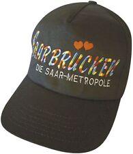"""Baseballcap avec Stick """"SARREBRUCK"""" NEUF (68918) Casquette En Coton"""