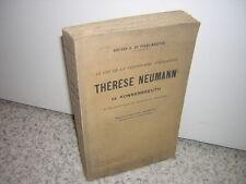 1940.le cas de la visionnaire stigmatisée Thérèse Neumann / Poray-Madeyski
