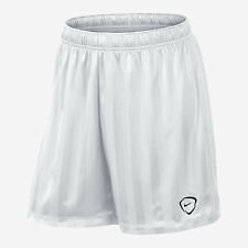 New NIKE  SHORTS  SIZE L/ ACADEMY JACQUARD MEN'S FOOTBALL/ soccer/ white/ DRIFIT