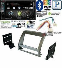 KENWOOD EXCELON DOUBLE DIN DVD CD PLAYER CAR INSTALL KIT HARNESS BLUETOOTH