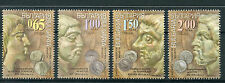 Bulgaria 2016 MNH Antique Coins on Stamps 4v Set