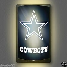 Dallas Cowboys NFL Licensed MotiGlow™ Light Up Sign - Free USA shipping!