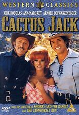 Cactus Jack (aka The Villain) Schwarzenegger New DVD R4