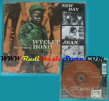 CD Singolo Wyclef Jean Featuring Bono New Day COL 668000 2 SIGILLATO(S24)