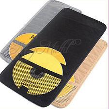Car Sun Visor Sun Shade CD DVD Holder Case Disk Card Storage Bag Clipper New M