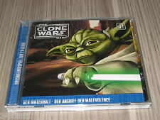 CD Star Wars The Clone Wars 1 Der Hinterhalt - Der Angriff der Malevolence