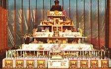 Nanaimo,B.C.Canada,World's Largest Cake,Cut by H.R.H Princess Margaret,1958