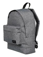 QUIKSILVER EVERYDAY EDITION BACKPACK GREY HEATHER  EQYBP03274 SGRH  SCHOOL BAG