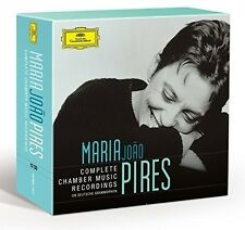 Maria Joao Pires - Pires: Complete Chamber Music Recordings on Deutsc [New CD] B