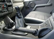 Land Rover Discovery 2 Gear Stick Gaiter Kit - Genuine Exmoor Trim - EXT014-3