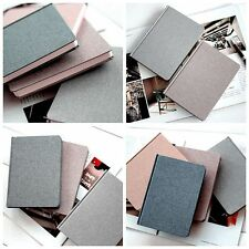 """Feel Real"" 1pc Blank Papers Business Study Notebook Journal Diary Sketchbook"