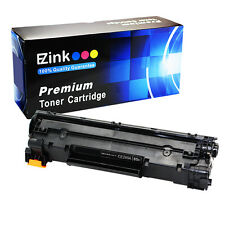 1 Pack 85A CE285A Black Toner Cartridge for HP LaserJet Pro P1102W Printer