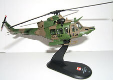 helicopter  Bell CH-146 Griffon model diecast  1:72 metal