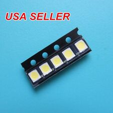 5pcs LED Cool White for TV Backlight LG Samsung Vizio RCA ELEMENT ...