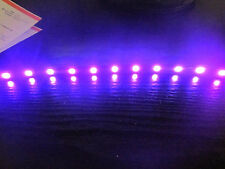 """LIGHT PINK 12"""" 5050 SMD LED STRIPS  PAIR FITS ALL CARS TRUCKS MOTORCYCLES BOATS"""