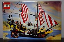 Brand New Lego Pirates Legends 10040 Black Seas Barracuda MISB Sealed Set
