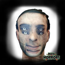 Four eyes monster - Halloween Scary Horror- Full Head Lycra Morph Style Mask