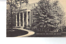 Post Card - BEREA COLLEGE KENTUCKY - Presser Music - ca 1935 - Postally Used KY
