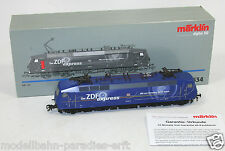 "Märklin Spur H0 37534  E-Lok BR 120 151-6 ""ZDF Express"" DIGITAL in OVP (JL5005)"