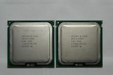 Matched pair of Intel Xeon E5440 2.83 GHz Quad-Core SLBBJ Processor w/Grease