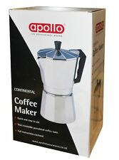 New 6 Cup 350ml Coffee Maker Continental cafeteria for kitchen ware