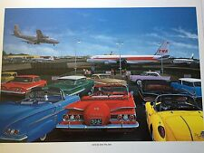 "David Snyder ""Lets Go See the Jets"" 1957, 1958, 1959, 1961, Chevrolet Chevy Dave"