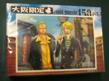 One Piece Mini Puzzle 150 pcs Zoro & Sanji RARE