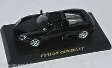 Kyosho Collection - PORSCHE CARRERA GT - black - 1:64 Japan Import
