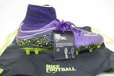 NIKE HYPERVENOM PHANTOM II FG HYPER GRAPE UK 8.5 EUR 43 US 9.5 BNIB 747213-550