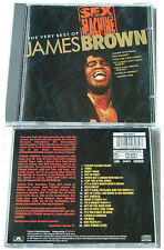 JAMES BROWN Sex Machine / 20 Very Best Of James Brown .. Polydor CD TOP