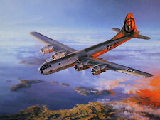 The New Rising Sun by Don Kloetzke B29 Superfortress Enola Gay