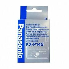 Panasonic Kx-p145 Black Fabric Ribbon (kxp145)