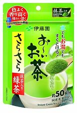 Japanese Green Tea Powder ITO EN Oi Ocha Matcha 40g free shipping from Japan