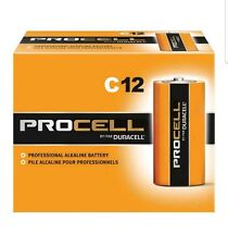 DURACELL C C12 PROCELL Professional Alkaline Battery 12 Count