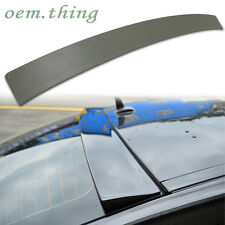 MERCEDES BENZ C207 W207 COUPE OE TYPE REAR ROOF SPOILER WING NEW 14 E550 ABS