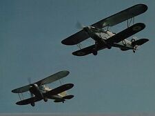 Charles Skilton's Gloster Gladiator & Hawker Hind Royal Air Force Postcard