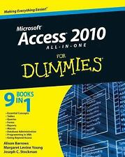 Microsoft Access 2010 All-in-One for Dummies® by Joseph C. Stockman, Alison...