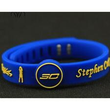 Basketball Bracelet STEPHEN CURRY Wristband Strap adjustable Baller Band Ring.
