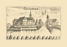 Dobl Gjaidhof Geiaidhof Steiermark Vischer Österreich Burgen und Schlösser 037