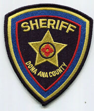 Dona Ana County New Mexico Sheriff's Office Patch