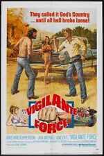 VigilanTe Force Poster 01 Metal Sign A4 12x8 Aluminium