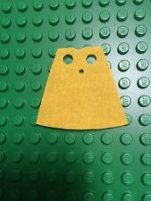 1 custom made to fit  lego minifigs cape Yellow Batman Robin  Darth Vader