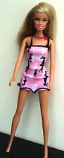 Vintage 2009 Collectors 03901 Dressed Jointed Barbie Doll,Long Blond Hair