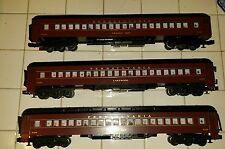 LOT OF O SCALE PASSENGER CARS, WILLIAMS